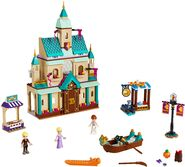 41167 Arendelle Castle Village