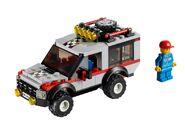 4433 Le transporteur de motos tout-terrain 4
