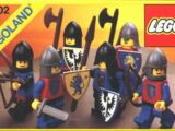 6102 Castle Mini Figures