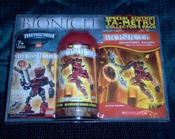65545 Special Edition Ta-Metru Collector's Pack