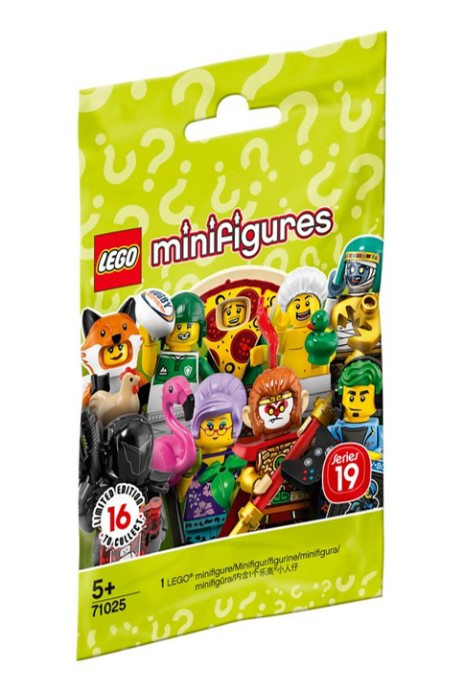 LEGO 71008 Carpenter Series 13 Collectible Minifigure NEW /& SEALED Mystery Pack