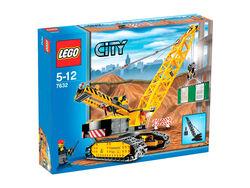 7632 Crawler Crane