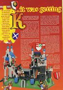 Bricks 'n Pieces summer 1995 castle story 1