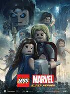 Lego Thor 2 Poster