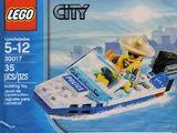 Police Boat 30017