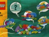 30545 Fish Free Build - Make It Yours