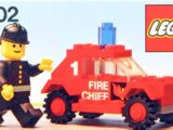 602 Fire Chief's Car