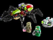 70706 La capture de l'araignée