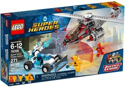 76098 Speed Force Freeze Pursuit Box