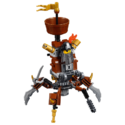 Barbe d'Acier robot crabe-70836