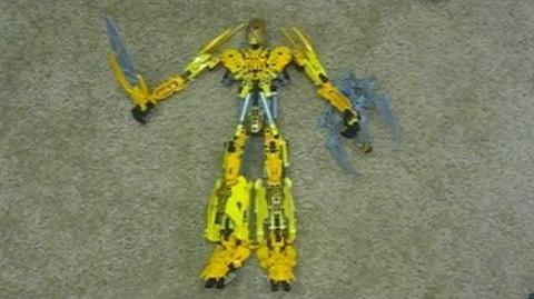 Bionicle Review Toa Mata Nui