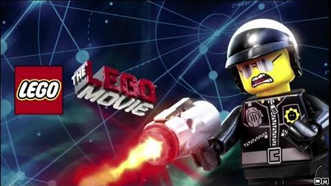 Character Spotlight Bad Cop LEGO Dimensions