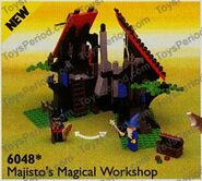 Magical workshop catalogue