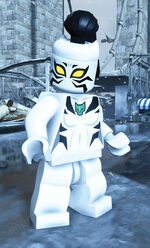 White tiger lmsh2