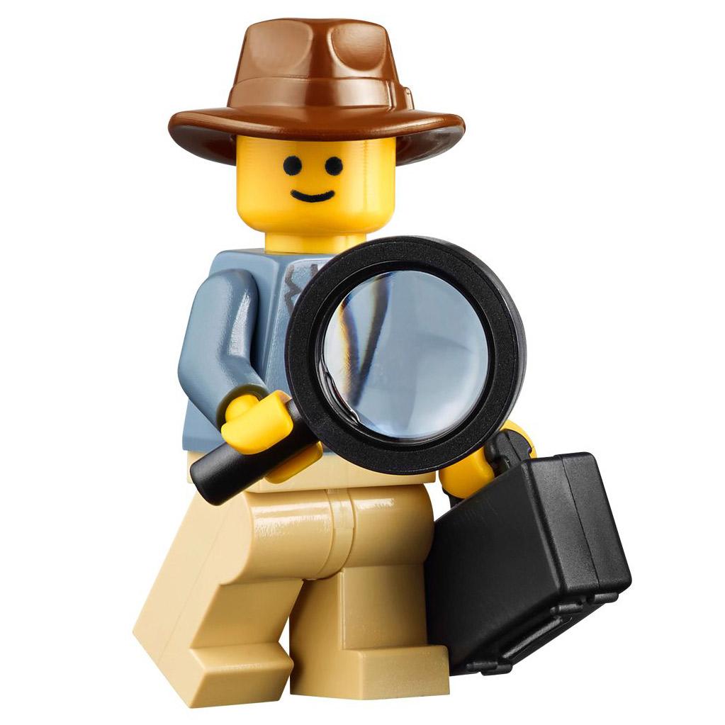 Detective Ace Brickman | Brickipedia