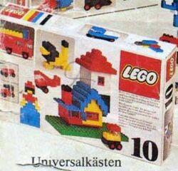 10 Universal Building Set