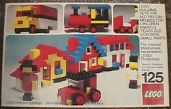 125-Building Set
