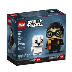 41615 Harry Potter & Hedwig Box