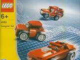 Fahrzeug Set 4883