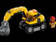 60075 L'excavatrice et le camion 2