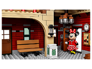 71044 Le train et la gare Disney 8
