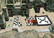 LEGO Indiana Jones 2 L'aventure continue Wii 4