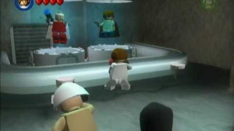 Lego Star Wars II The Original Trilogy Xbox Gameplay