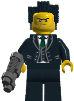 Mayor Brickness