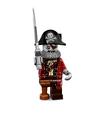Série 14 Pirate zombie