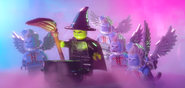 TLBM Witch And flying Monkeys