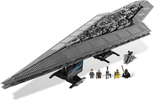 10221 Super Star Destroyer Lego Star Wars