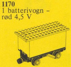 1170-Replacement Train Battery Tender