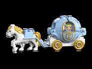6153 Le carrosse de Cendrillon 5