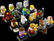 71008 Minifigures Série 13 2