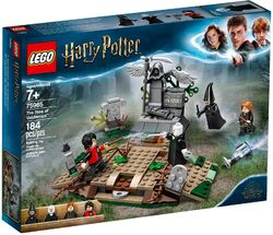 75965 The Rise of Voldemort Box
