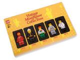 852331 Vintage Minifigure Collection Volume 1