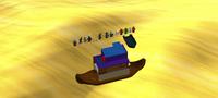 Bane's boat