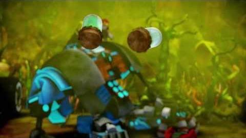 LEGO CHIMA - Episode 21 Blooper02