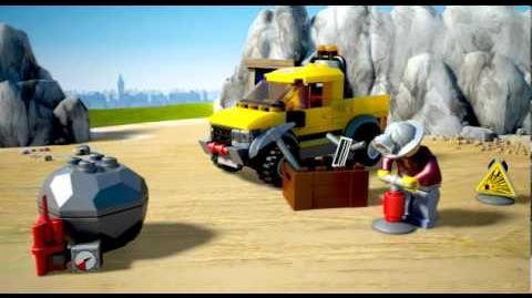 LEGO City - Mining 4200