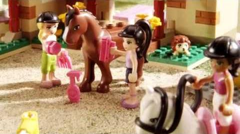 "LEGO Friends - ""Riding Camp"" TV Spot"