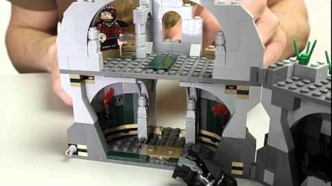 LEGO The Lord of the Rings - Attack on Weathertop 2