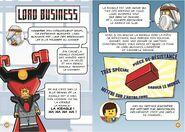 La Grande Aventure LEGO L'album du film 2