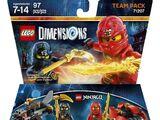 71207 Ninjago Team Pack