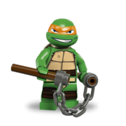 TMNT-1HY14 Mikey-79122