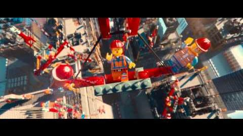 The LEGO Movie Awesome