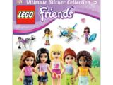 Ultimate Sticker Collection: LEGO Friends