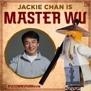 Vignette Ninjago Movie Jackie Chan