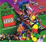 Κατάλογος προϊόντων LEGO® του 1999
