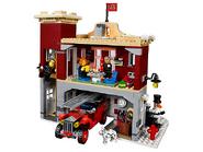 10263 La caserne des pompiers du village d'hiver 3