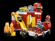 6168 La caserne des pompiers
